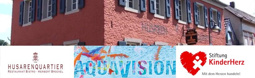 AquaVision im Husarenquartier