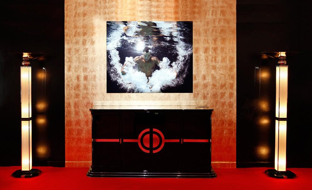 ausstellung von kunst und handwerk crazy art deco by margarethe schreinemakers. Black Bedroom Furniture Sets. Home Design Ideas