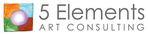 Logo 5 Elements Art Consulting