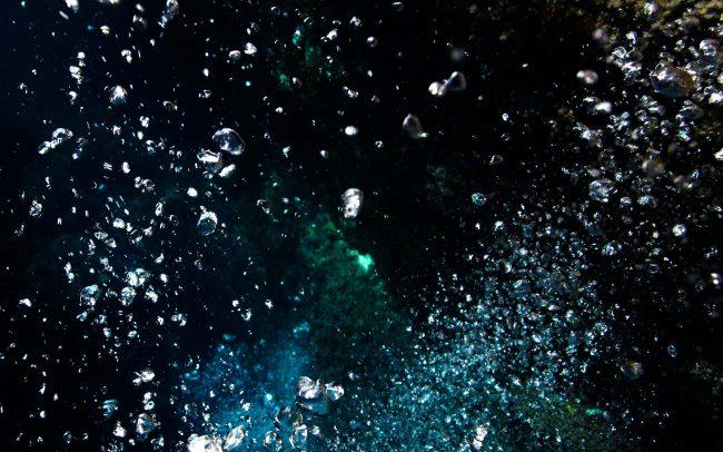 «Univers I» | 60cm x 60cm | © Gaby Fey