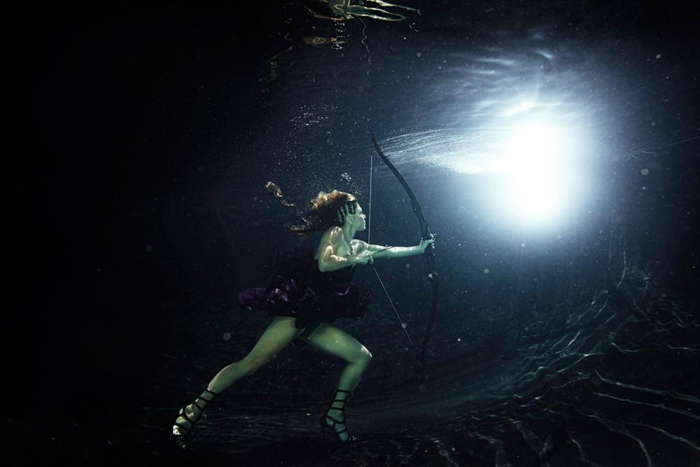 «Amazone» | 160cm x 120cm | © Gaby Fey