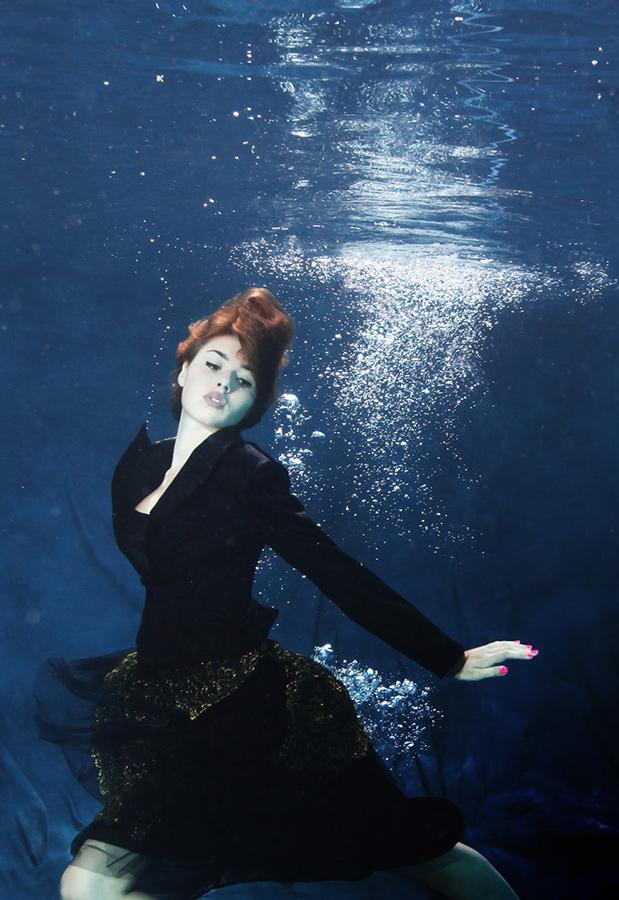 Underwater Photography Women