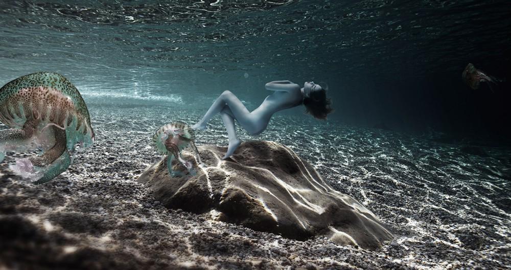 «Nostromo» | 180cm x 95cm | © Gaby Fey