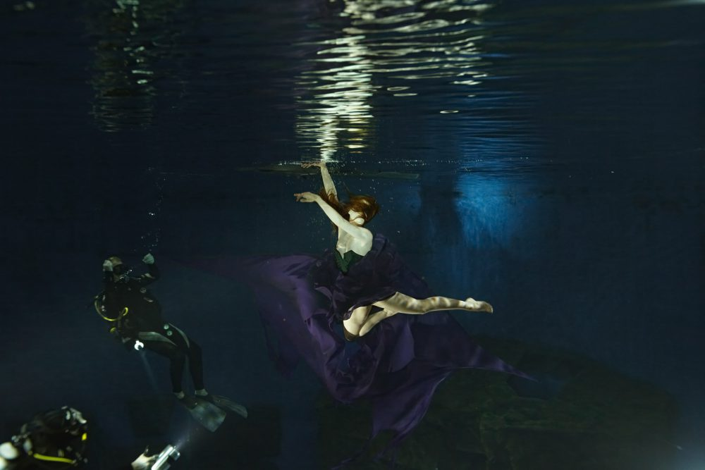 «La Meduse» | 100cm x 66cm | © Gaby Fey