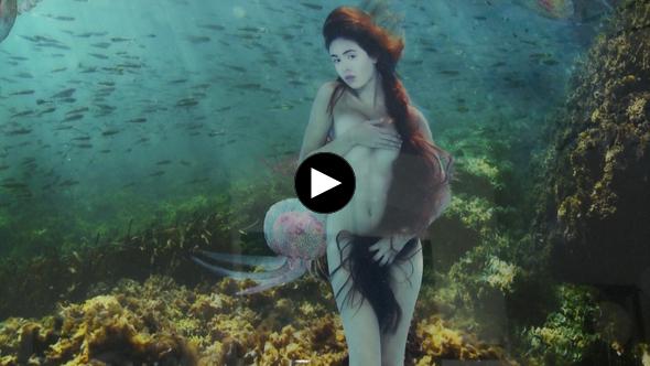 Aquavision von Gaby Fey