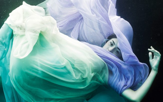 «Éclair I» | 120cm x 68cm | © Gaby Fey