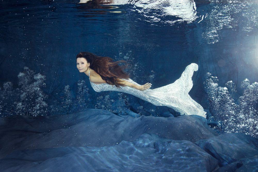 «Isabell Kristensen» | 180m x 120cm | © Gaby Fey