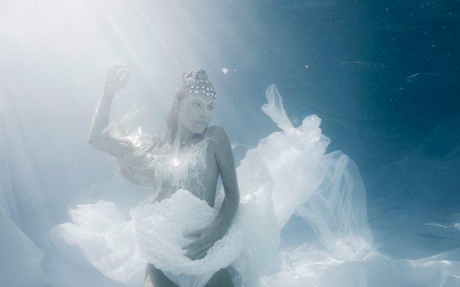 «Swan I» | 150cm x 90cm | © Gaby Fey