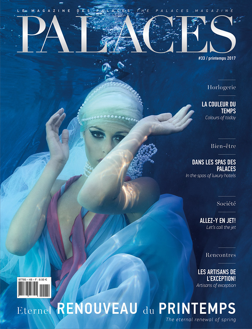 Coverbild der Palaces Magazine