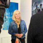 Gaby Fey ZDF-Mittagsmagazin